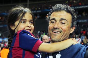 Kilencéves kislányát gyászolja Luis Enrique