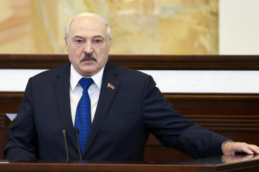 Fehérorosz válság - Lukasenka elrendelte az Ukrajnával közös határ lezárását