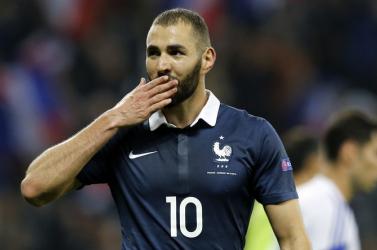 Benzema nem reménykedik abban, hogy visszatérhet a francia válogatottba