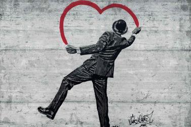 Ellopták Banksy egy képét egy kiállításról