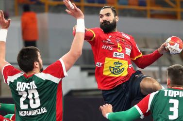Férfi kézilabda-vb: Kikaptak a magyarok, a franciák következnek a negyeddöntőben