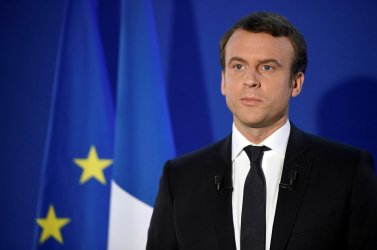 Emelkedett Emmanuel Macron népszerűségi mutatója