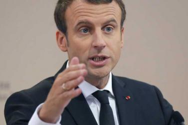 Macron:Francia földön nem tűrhetjük meg a török törvényeket!