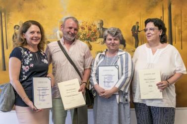 Bárczi Zsófiáé az idei Madách-díj, Juhász Katalin nívódíjas