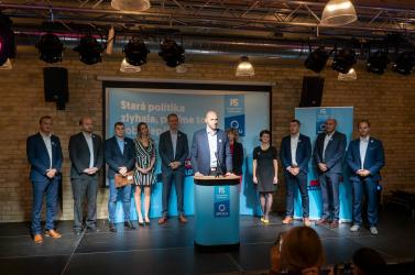 Bemutatta magyar jelöltjeit az a szlovák koalíció, amelyik meg akar minket érteni