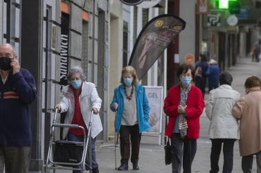 Madridban is mindenhol kötelezőa maszkviselés,immunitás-útlevelet kaphatnak, akik átestek a fertőzésen