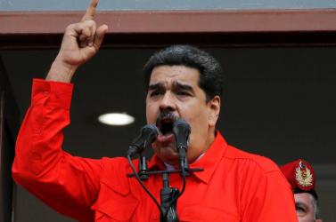 Nicolás Maduro szerint az Egyesült Államok háborúzni készül ellene
