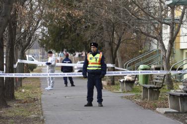 Nyomoz a rendőrség a férfi ügyében, aki bozótvágó késsel támadt a rendőrökre