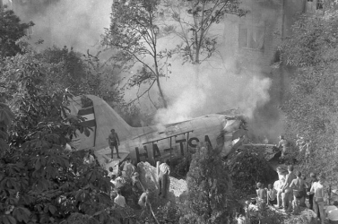 Azonosították két, 1944-ben lezuhant szovjet repülőgép legénységét