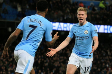Angol Ligakupa - Kiütötte ellenfelét a Manchester City