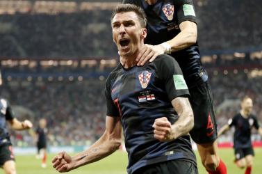 Hosszabbításban szerzett góllal Horvátország a vb-döntőben!