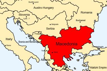 A lakosok 40 százaléka támogatja Macedónia névváltoztatását