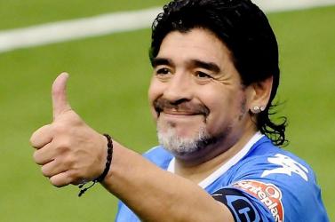 Maradona Nápoly díszpolgára lesz
