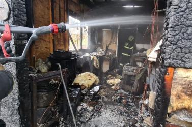 Gázpalack robbant a marcelházi gyorsbüfében
