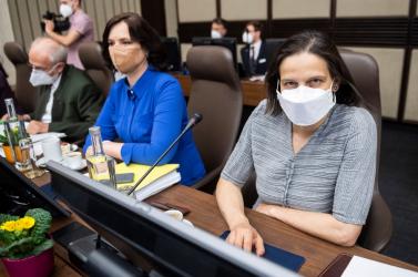 Kolíková: Nekünk fontos, miként pereskedik egy polgár az állammal
