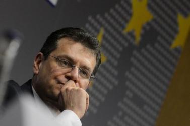 Šefčovič szerint elegendő vakcina áll az EU rendelkezésére