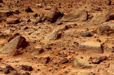A marsi víz mintegy 3,5 milliárd éve párolgott el