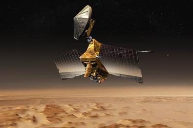 Három űrszonda éri el a Marsot hamarosan