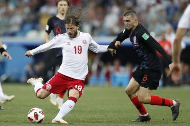 Kérdéses a horvát Kovacic játéka a vb-negyeddöntőben