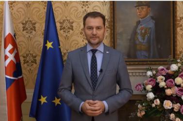 Rendkívüli beszédben szólt az emberekhez búcsúzóul Matovič (VIDEÓ)