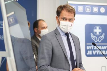Matovič szerint a vakcinalottót nem azért találták ki, hogy növeljék az oltási hajlandóságot