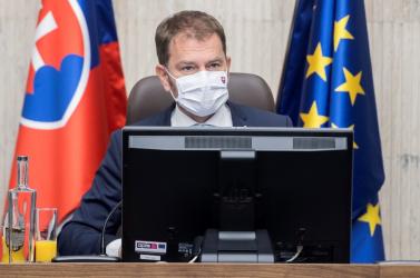 Matovičeste a tévében mondja el, hogyan látja a vírusos helyzet második hullámát