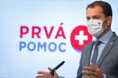 Matovičék bemutatták az új állami elsősegély-programot, másfélszeresére nő a forgalomkiesésért járó kompenzáció!