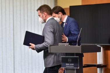 Sulík szerint Heger jobb miniszterelnök lesz, mint Matovič volt