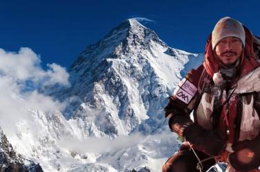 Hét hónap alatt hódította meg a világ 14 legmagasabb hegycsúcsát egy nepáli hegymászó