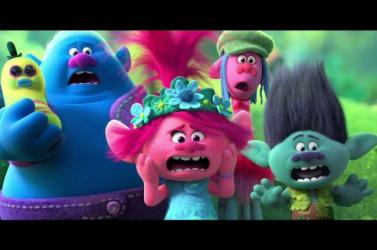 A Trollok a világ körül volt a legkeresettebb film a hétvégén