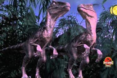 Valószínűleg mégsem falkákban vadásztak a Jurassic Parkból ismert raptorok