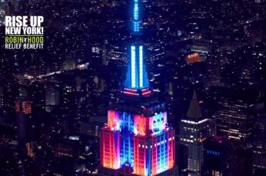 Több mint 115 millió dollárt gyűjtöttek világsztárok a New York-i rászorulóknak (VIDEÓK)