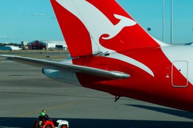 Kengurut rajzolt az égre egy repülő - búcsúajándéknak szánták - FOTÓ+VIDEÓ