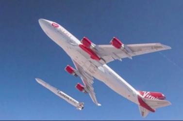 Nem sikerült a Virgin Origin első rakétakilövése - VIDEÓ