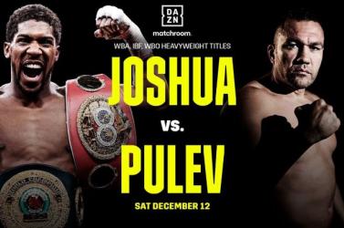 Pulev verést ígér a bokszvilágbajnok Joshuának