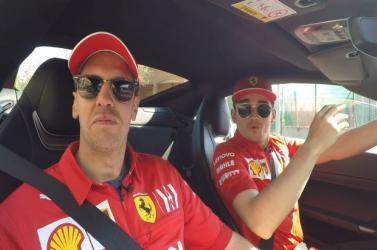 Az Aston Martinnál Sebastian Vettelben, a Ferrarinál Charles Leclercben bíznak
