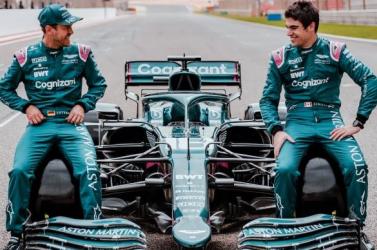 Stroll és Vettel marad az Aston Martin pilótapárosa