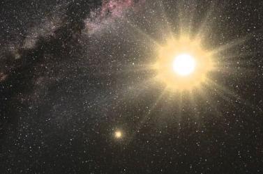 Egy eddig ismeretlen bolygó keringhet egy közeli csillag körül