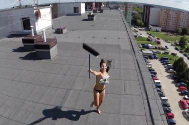 Drónozni lehet, de nem szabad