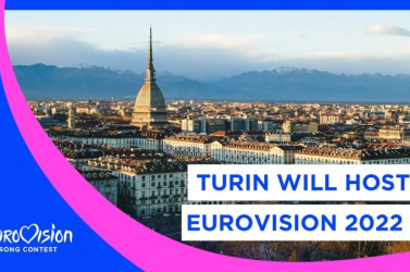 A 2022-es Eurovíziós Dalfesztivált Torinóban rendezik májusban