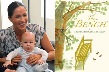 Az apa-fiú kapcsolatról írt gyerekkönyvet Meghan Markle