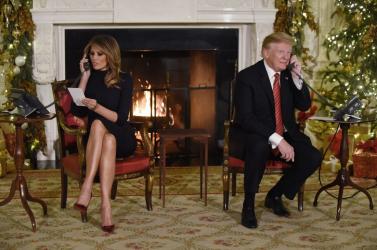 Tompa Trumpnak nem, a télapóban viszont továbbra is hisz, a hétéves gyerek!