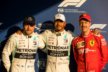 Ausztrál Nagydíj - Lewis Hamilton nyerte az időmérő edzést
