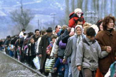 Verekedés tört ki egy menekülttáborban, egy ember meghalt