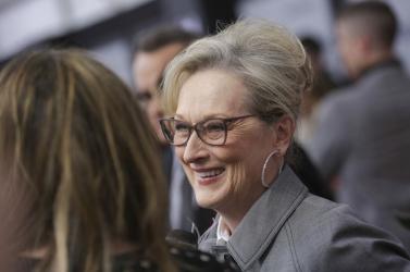 Egy gerillaművész állt bosszút Meryl Streepen, amiért bírálni merte Trumpot