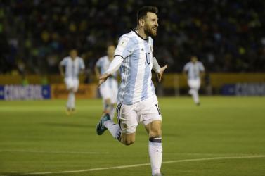Lionel Messi visszatér az argentin válogatottba
