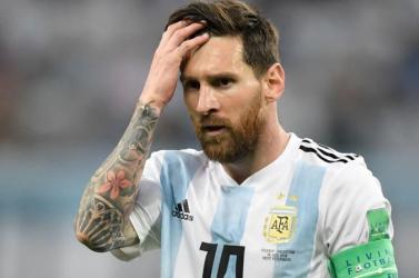 Egy mérkőzésre eltiltották Messit