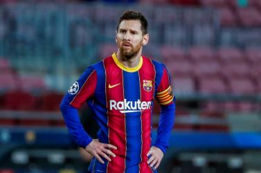 Messi maradni fog Barcelonában a klubelnök szerint