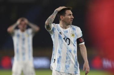 Copa America - Argentína nem bírt Chilével