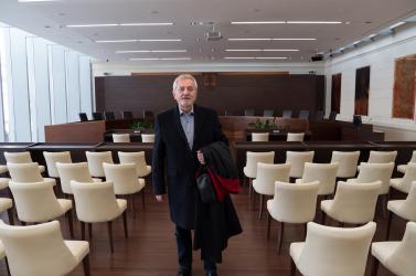 """""""19 év még szabadon is sok"""" - Utolsó nap az alkotmánybíróságon Mészáros Lajossal"""